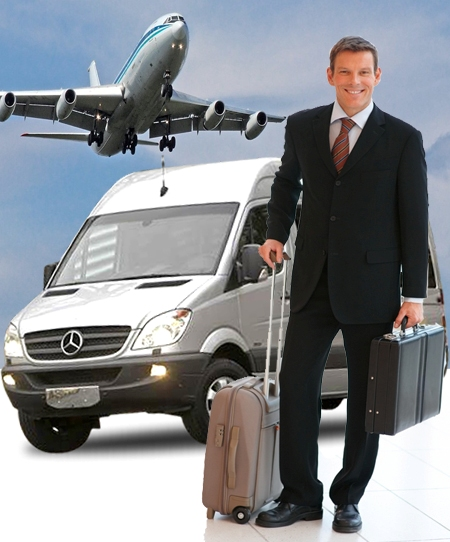 airport transfer with charlie irons